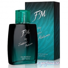 Apa de parfum Hugo Boss Selection FM 158