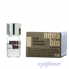 Tratament intensiv bio LifeCare Gold Aqua Bio 10ml LC 6147